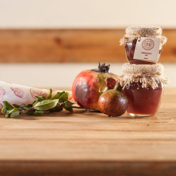 pomegranate-jam