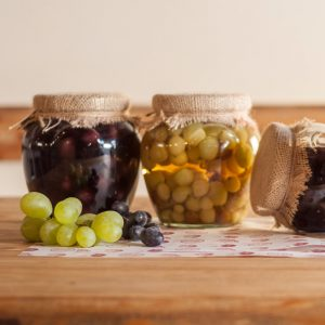 grapes-in-anisette