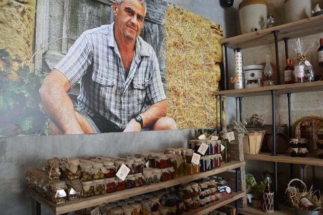Local Farms & Artisan Fare at Diar Il-Bniet in Malta